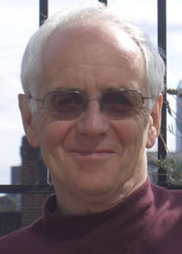 Photo of Ian Gough
